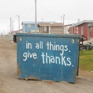 Barrow, Alaska, most northern City of the USA