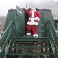 Santa'a home - Uummannaq, Greenland